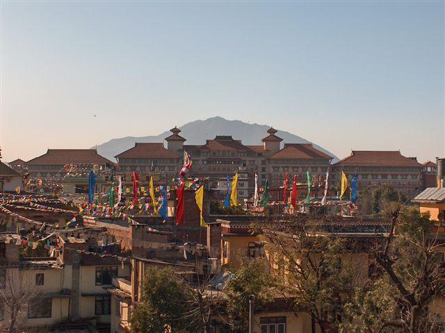 hyatt boudhanath nepal